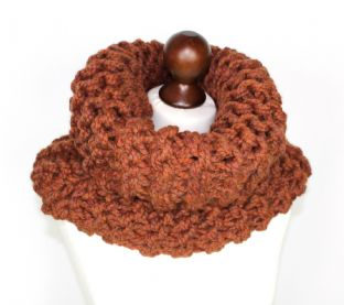Russet Outlander Style Cowl